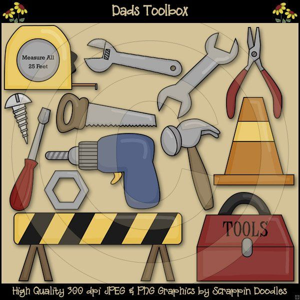Dads Tool Box Clip Art Tool Box High Quality Images