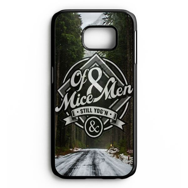 Of Mice And Man Vintage Badge Samsung Galaxy S6 Edge Plus Case