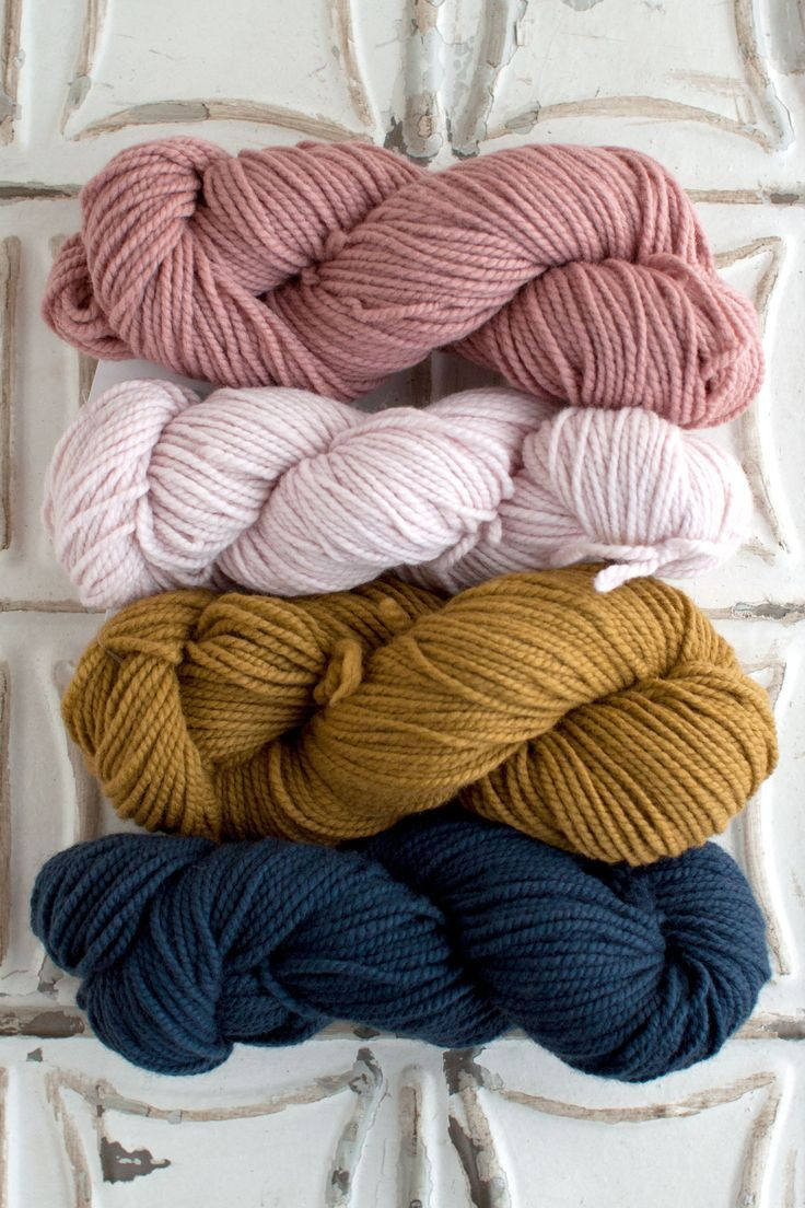 Yarn for Cedars House Scarf #yarninspiration