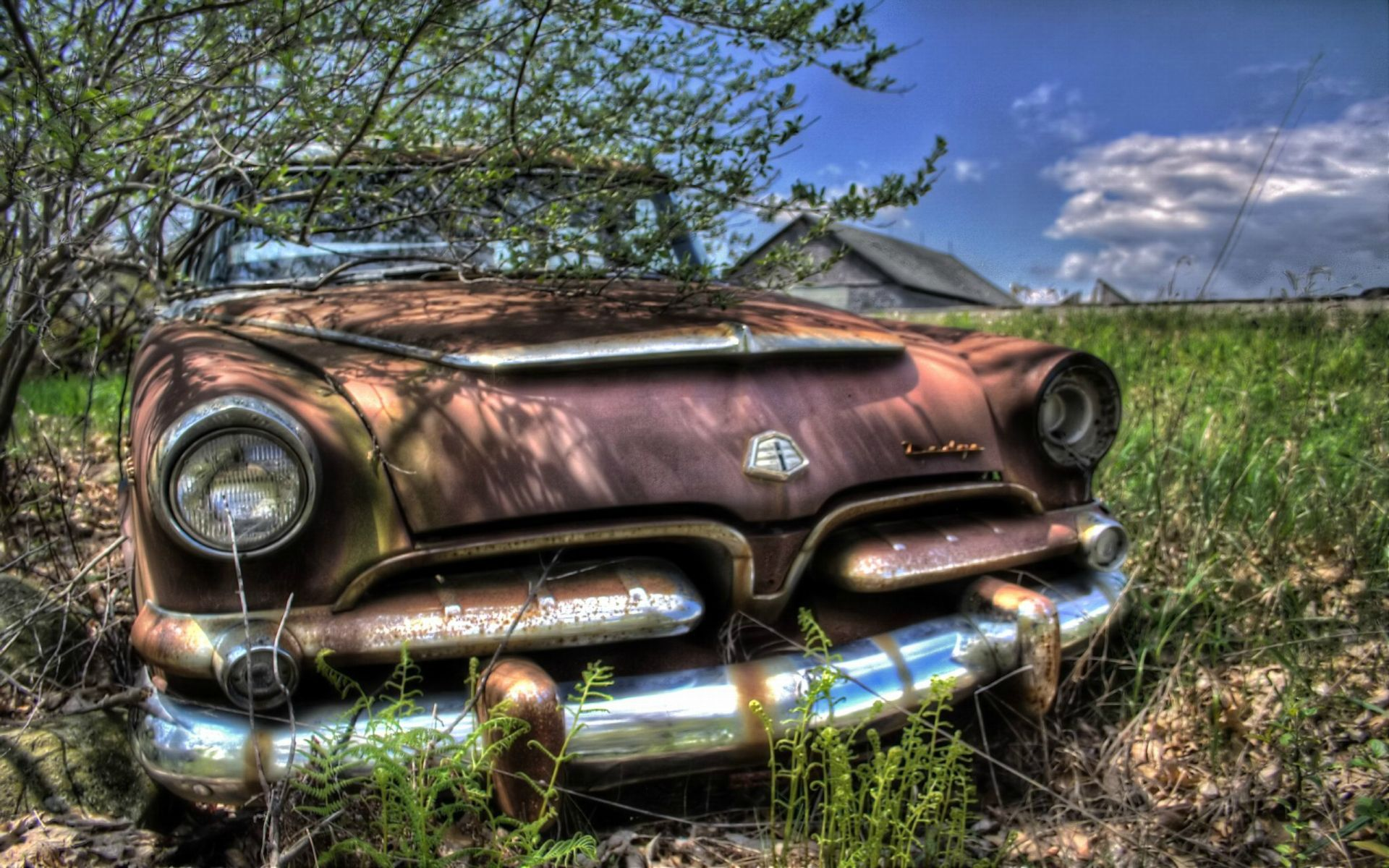 Old Rusted Car Hd Images Desktop Backgrounds