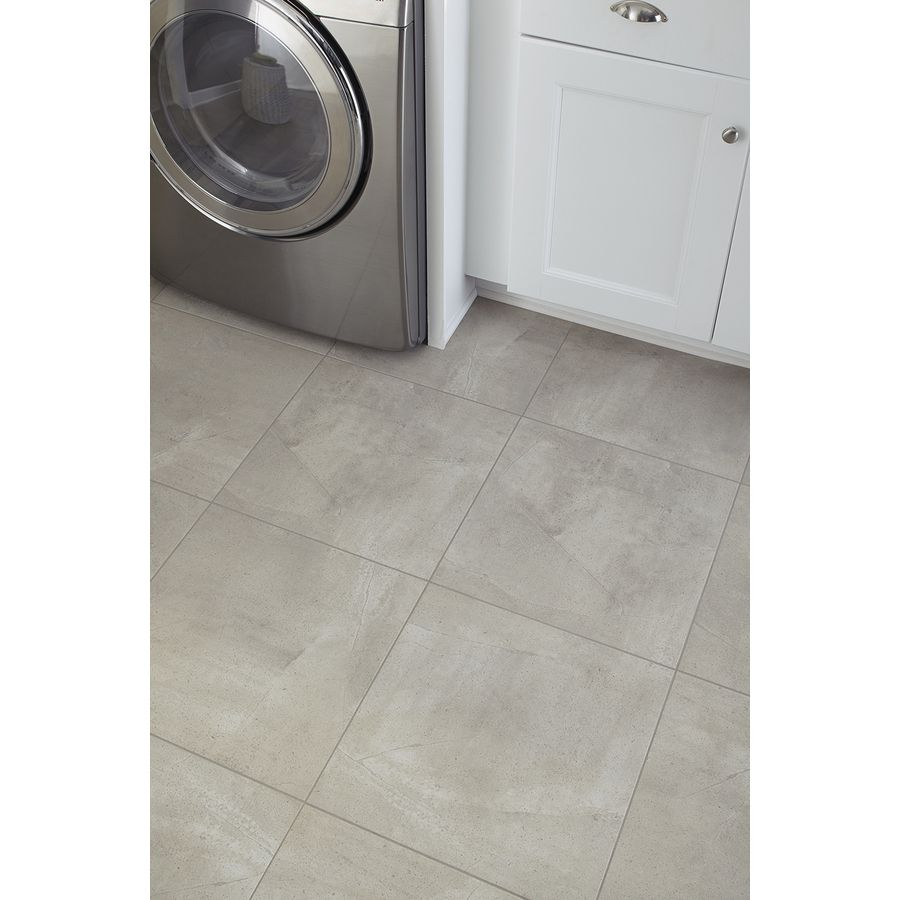 shop stainmaster 18in x 18in groutable peeland vinyl tilesvinyl