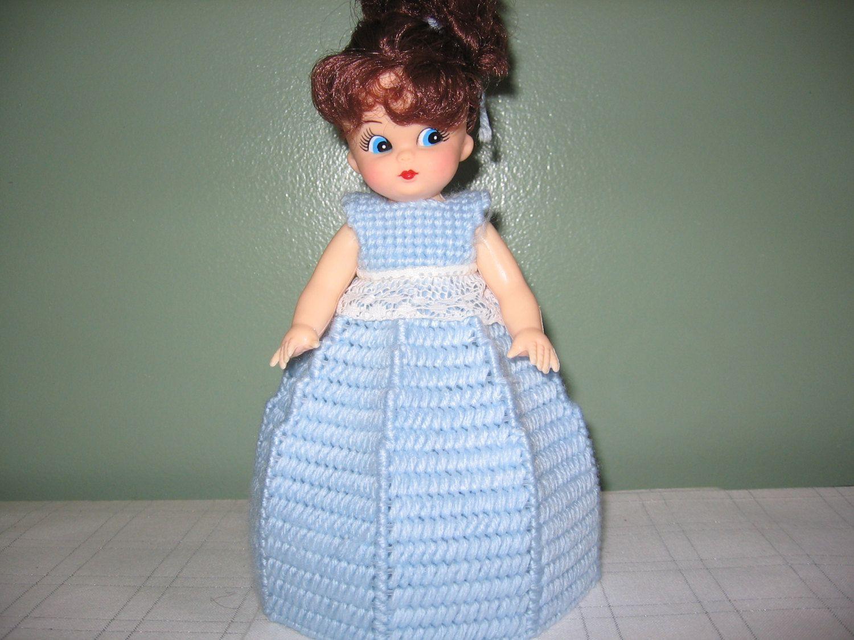 Light Blue Air Freshner Doll - the perfect gift!!! by CreationsbyAMJ on Etsy #airfreshnerdolls
