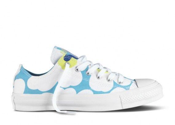 marimekko converse spring summer 2013 4 570x407 Marimekko x Converse Spring/Summer 2013 Footwear