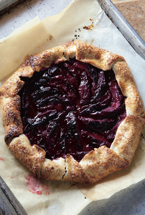 Summer Plum Crostata // Delicious Fruit Pies and Tarts: http://fandw.me/LZR #foodandwine
