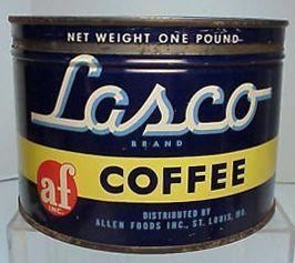 Lasco Brand Coffee