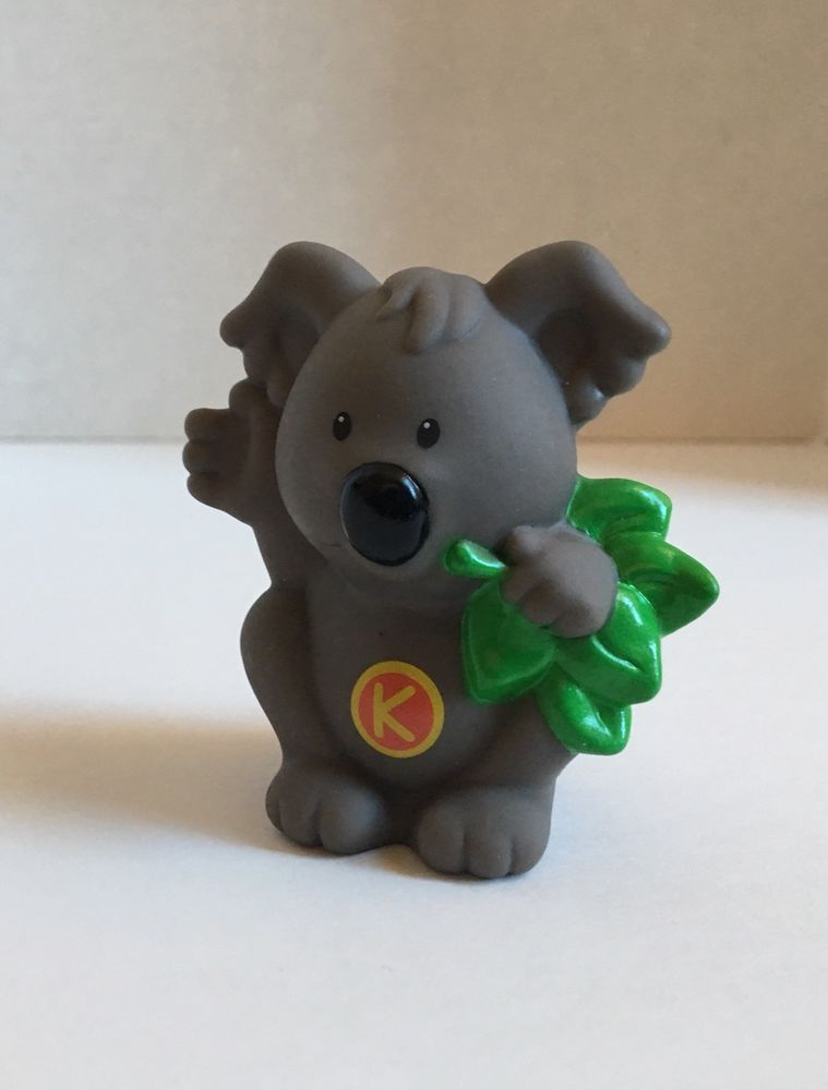 Fisher Price Little People Alphabet Learning Zoo Koala Replacement K ...