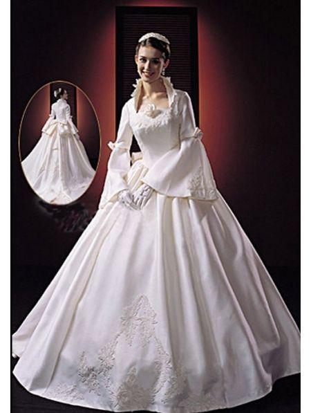 victorian dresses   Princess Vintage Victorian Wedding Dress ...