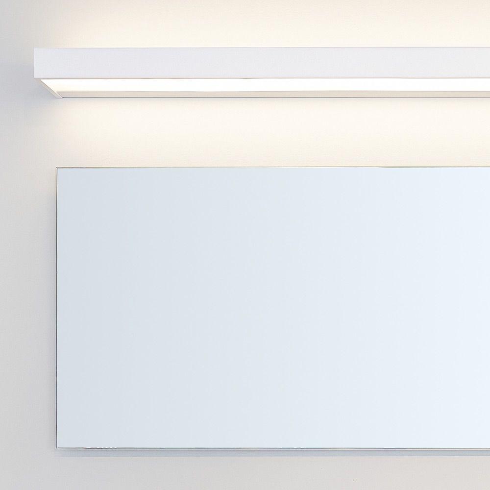 QUAD Wandleuchte, Wandfluter oder Spiegelleuchte für das Badezimmer ...