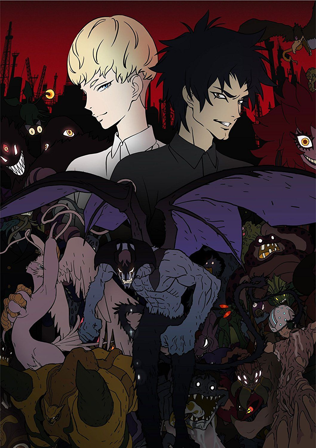 Pin by gk on AniManga Devilman crybaby, Anime, Cry baby