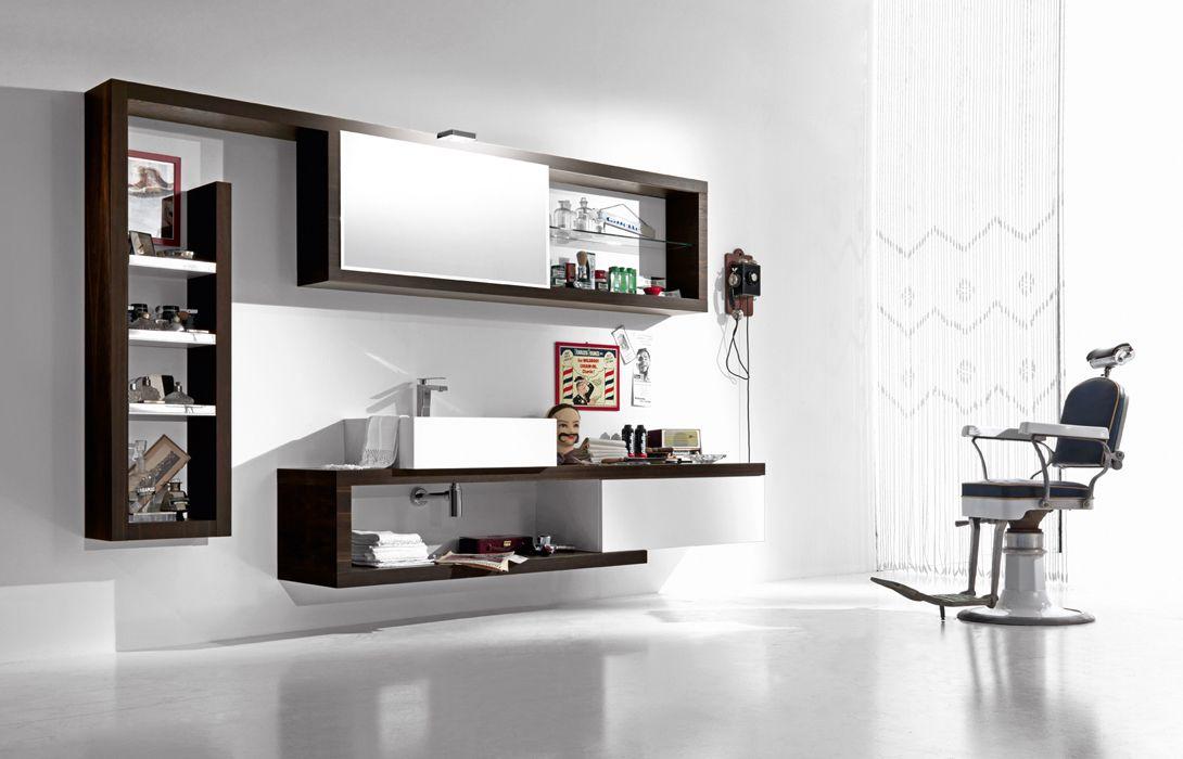 Bagno fimar side system progettazione casa funzionale prodotti di arredamento bassi arredamenti for Fimar arredamenti