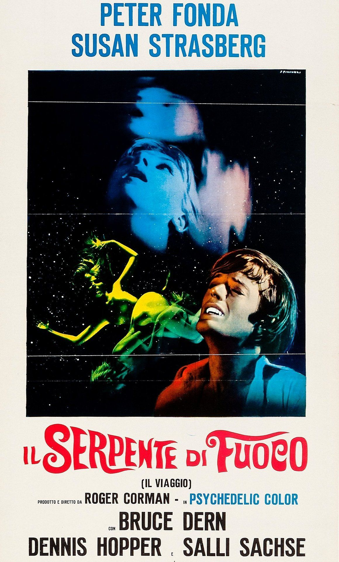 The Trip (1967), Roger Corman