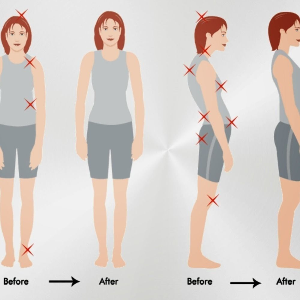 <p>A number of studies found that great posture exudes confidence and control, and leads to improved health.</p><p>You can improve your posture! Click this resource for a posture graphic to get you started.</p>