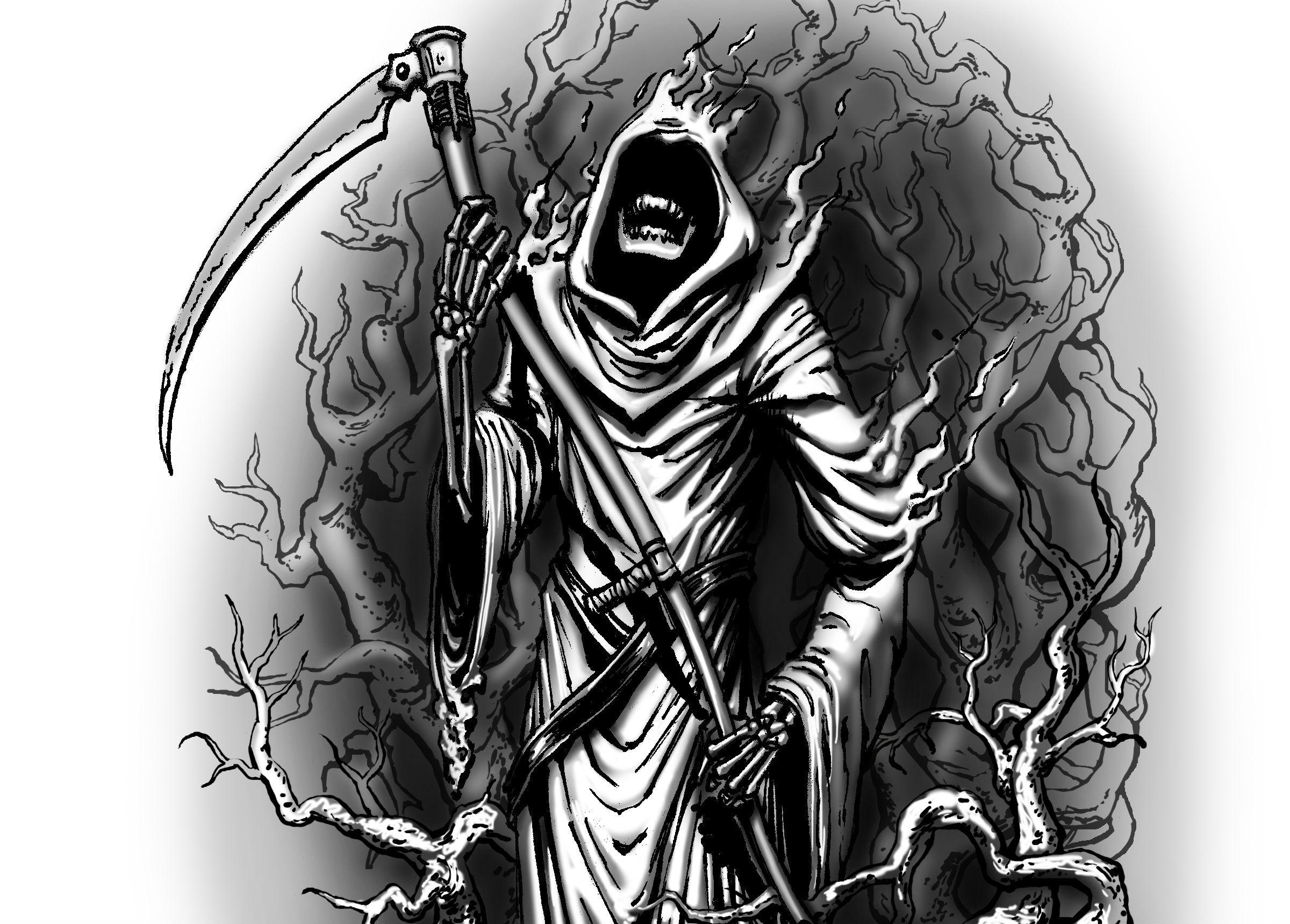 grim reaper firearms - HD2400×1719