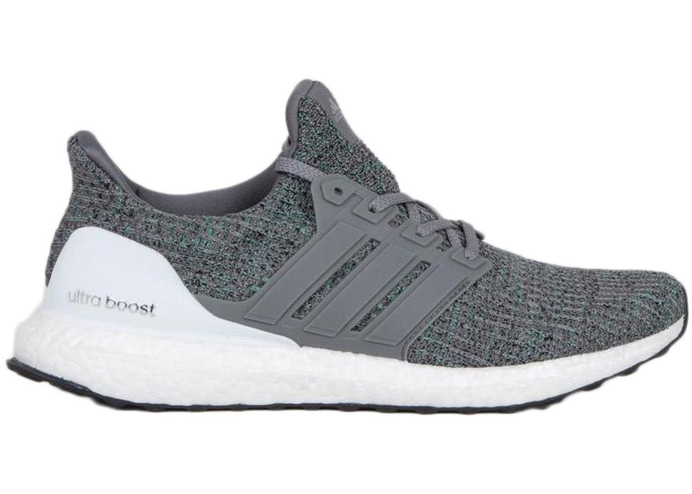e377fed3 Check out the adidas Ultra Boost 4.0 Grey Four available on StockX ...