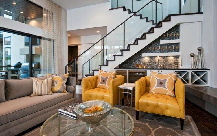 Wohnzimmer Bar \u2013 attraktive und stilvolle Ideen für eine tolle