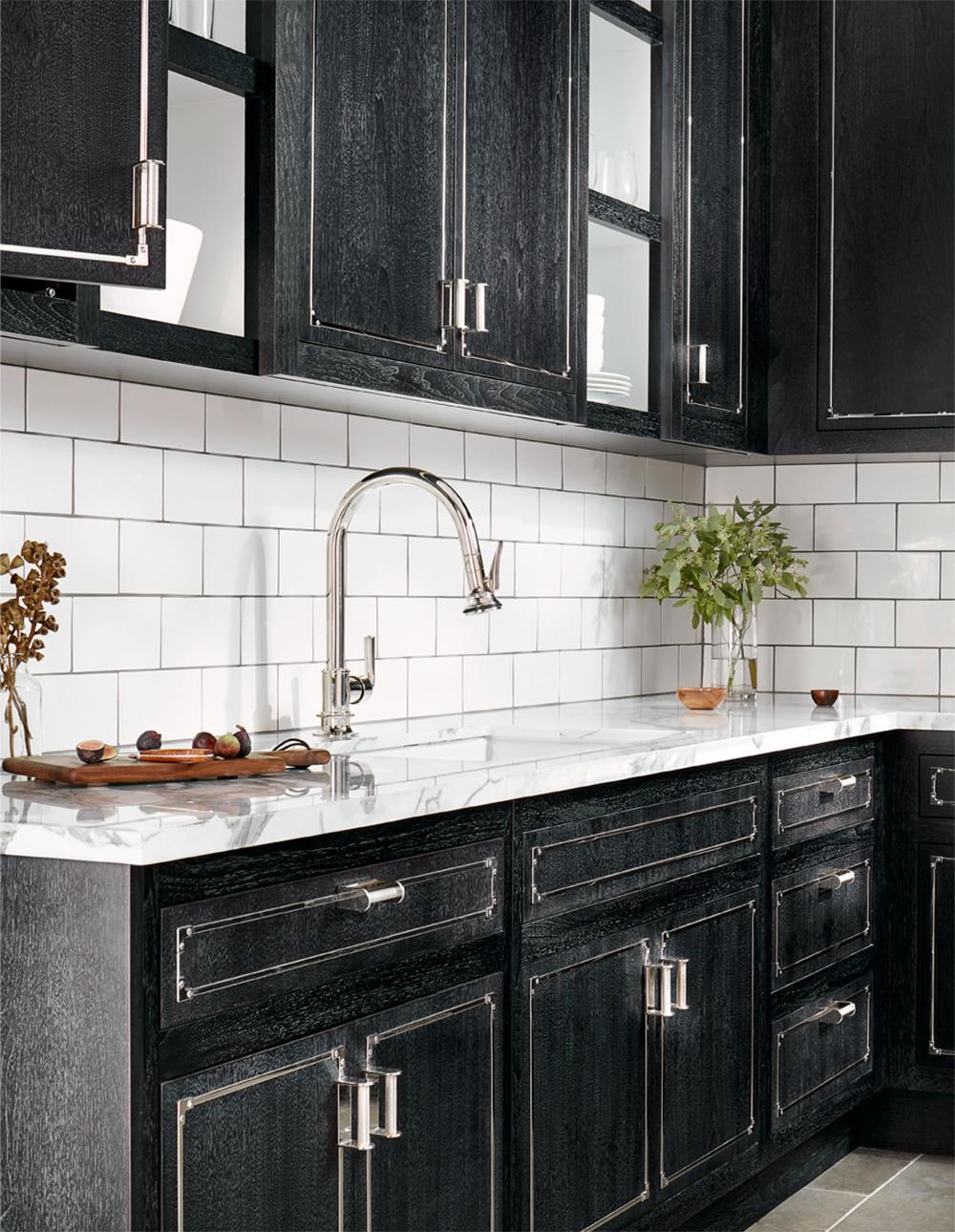 Cabinetry Collections Waterworks Waterworks Pulls Hardware In 2020 Metal Kitchen Cabinets Kitchen Design Kitchen Design Open