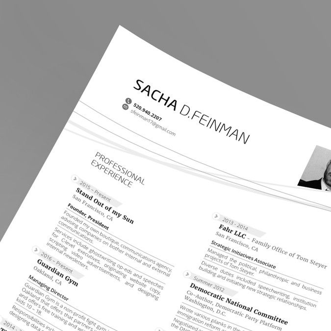 Freelance Work Projects Make me a resume (please)! by A-Sz - make me a resume