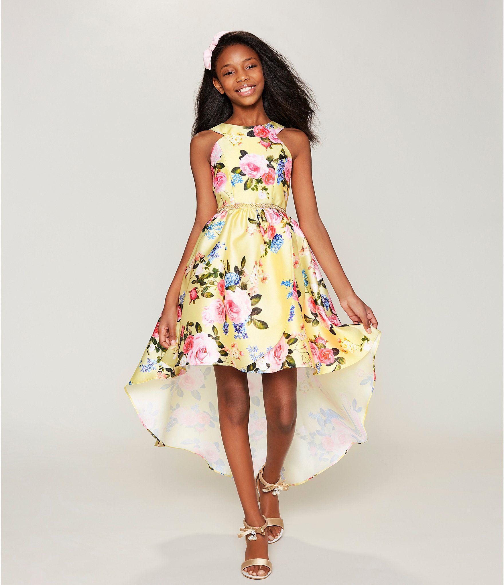 15+ Hi lo dress for girls ideas