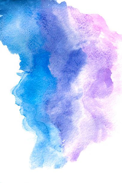 Blank Abstract Light Blue Watercolor Background Isolated On White Watercolor Background Watercolor Splatter Paint Background Dusty blue watercolor background hd