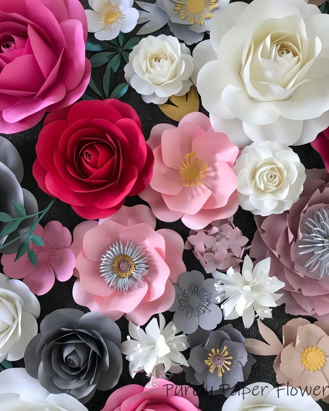 Paper Flowers Melbourne On Instagram
