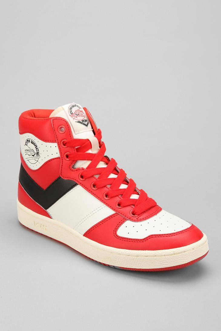 a27b77be91fb Pony City Wings High-Top Sneaker  urbanoutfitters