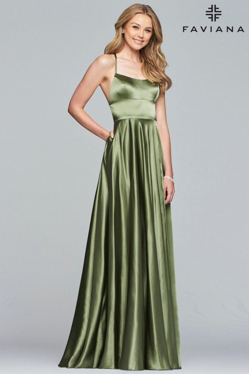 e879e562adcf4 S 10211 | Spring / Summer 2019 | Prom dresses, Faviana dresses ...