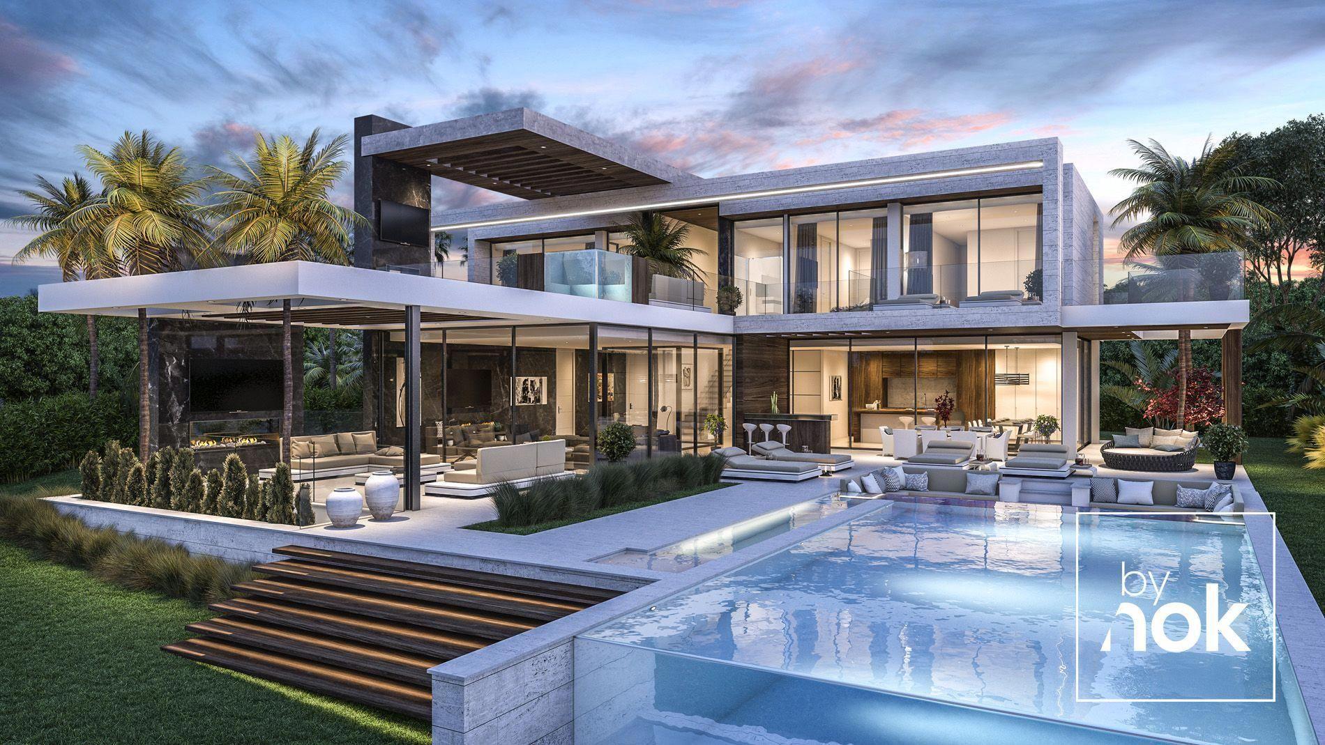 Santa Cruz maisons de luxe ... #maisondeluxeintérieur ...
