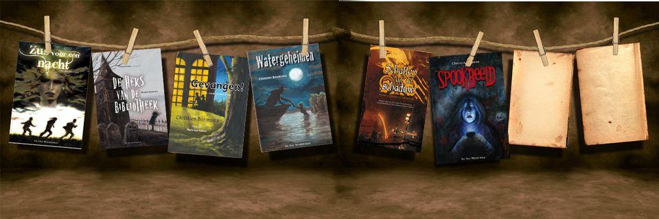 Mijn boeken!