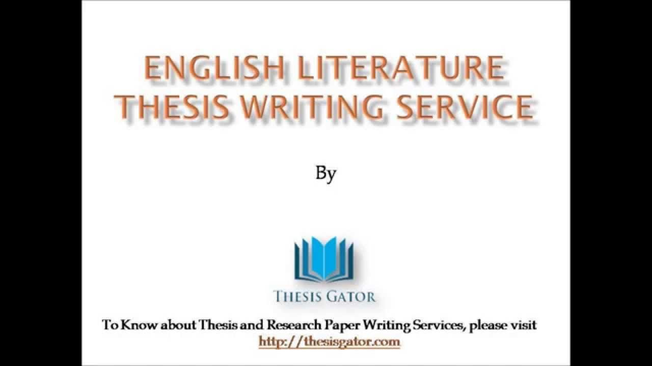 Service strategy thesis