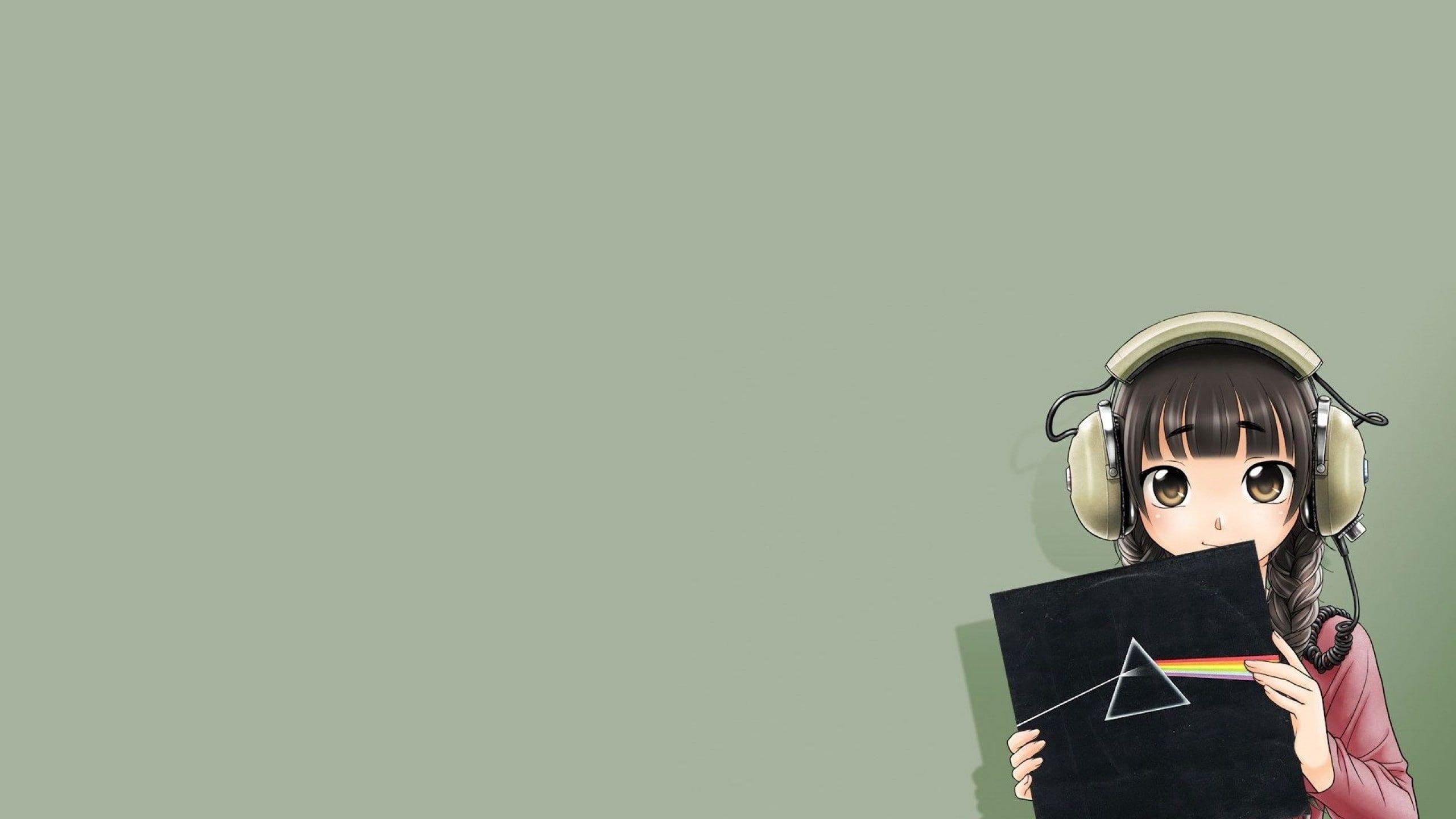 Pin On Everything Anime music desktop wallpaper