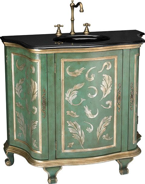 Antique Looking Bathroom Vanities | While many of the most effective styles  of vintage vanities tend to be ... | Interesting Items | Pinterest |  Bathroom ... - Antique Looking Bathroom Vanities While Many Of The Most Effective
