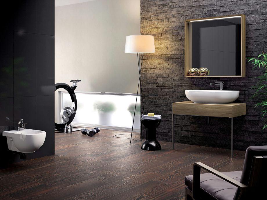 lavabo da appoggio rettangolare collezione pass by ceramica flaminia