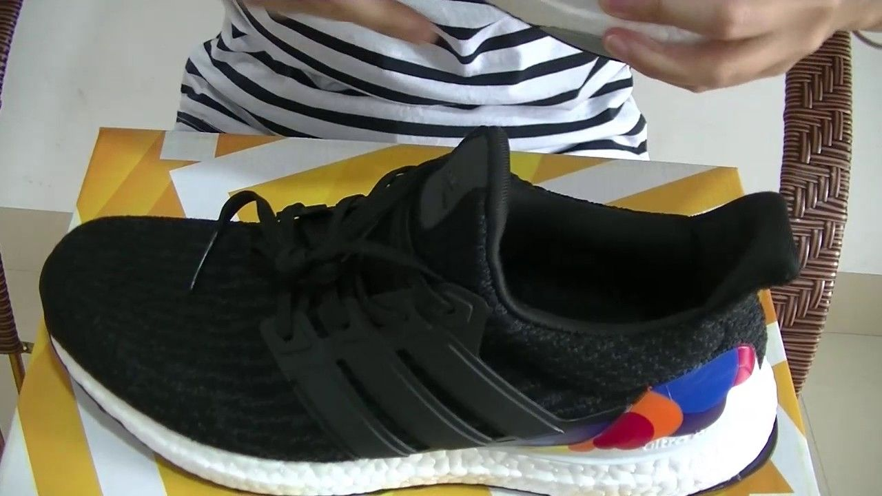 60368a727 First Look LGBT Adidas Ultra Boost 3.0 Review from sneakeronfire.us  LGBT