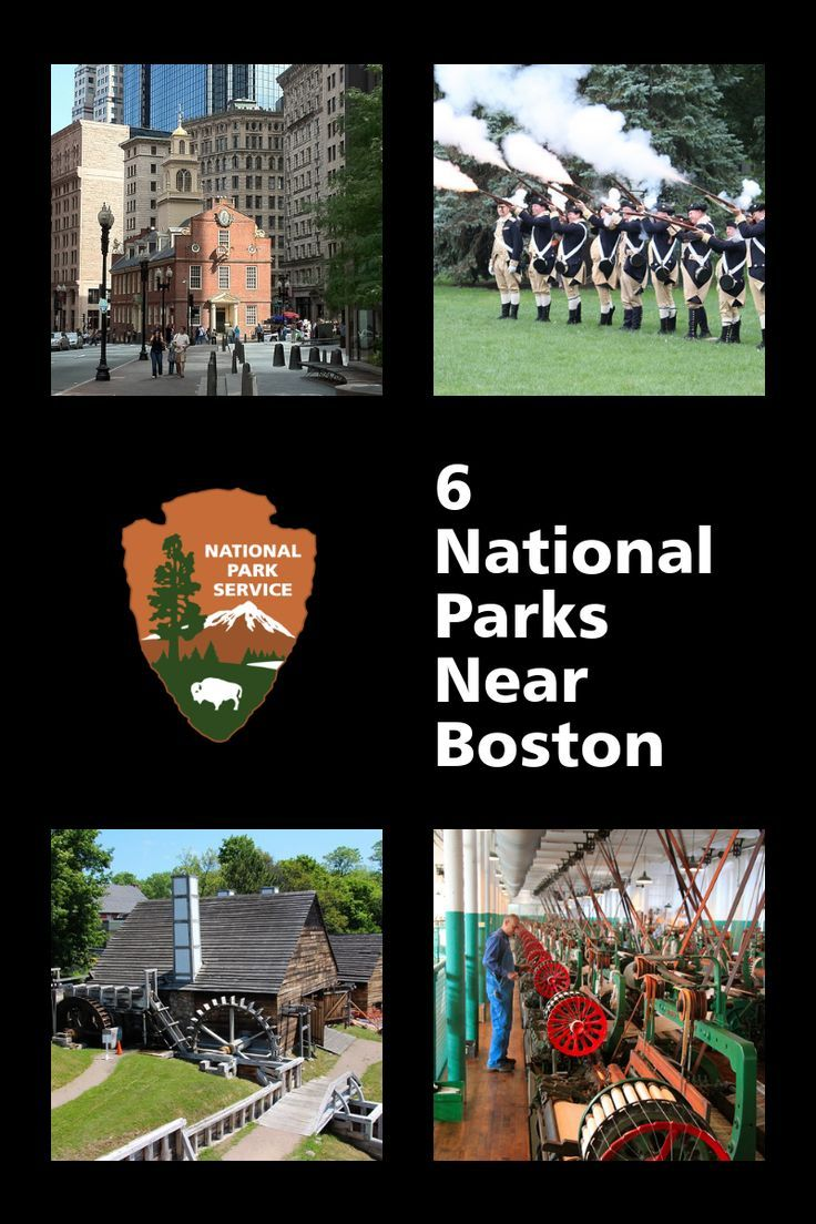 National Parks Near Boston