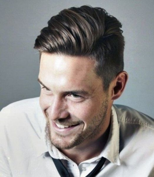 Color Hair Best Men S Haircuts For Their Face Shape Bblunt The