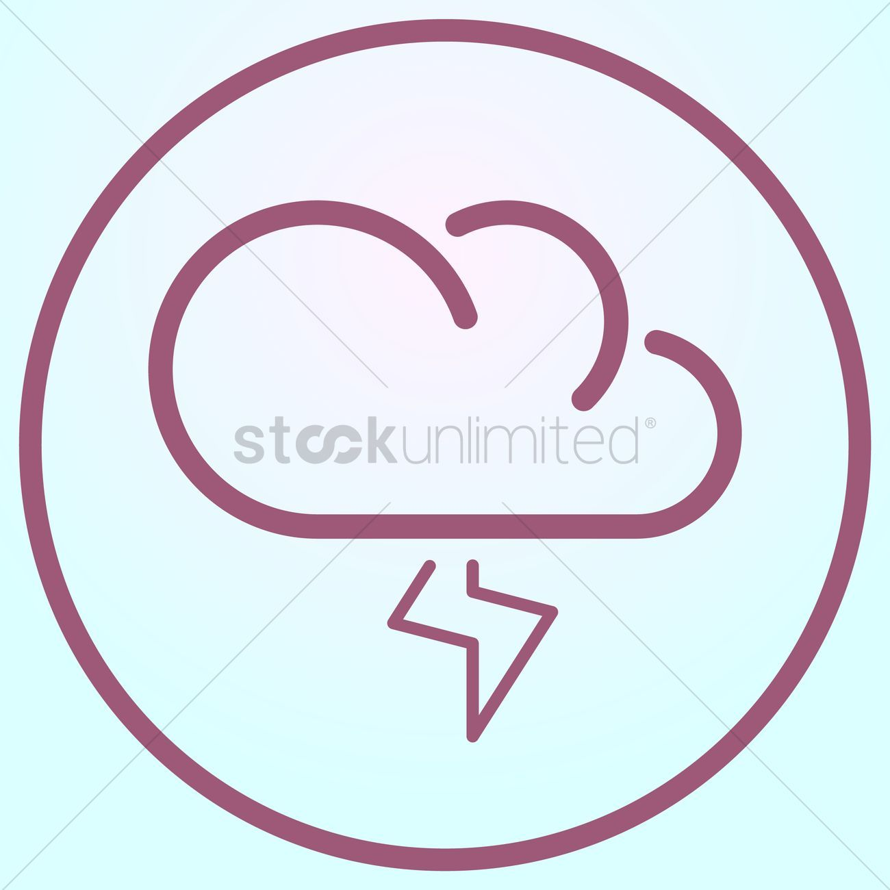 cloud and thunder vector illustration affiliate thunder cloud illustration vector affiliate in 2020 vector pattern symbol logo logo design inspiration pinterest