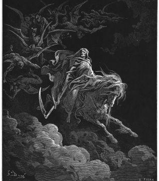 UnCatolico-Biblia-237- Visión de la muerte sobre un caballo (