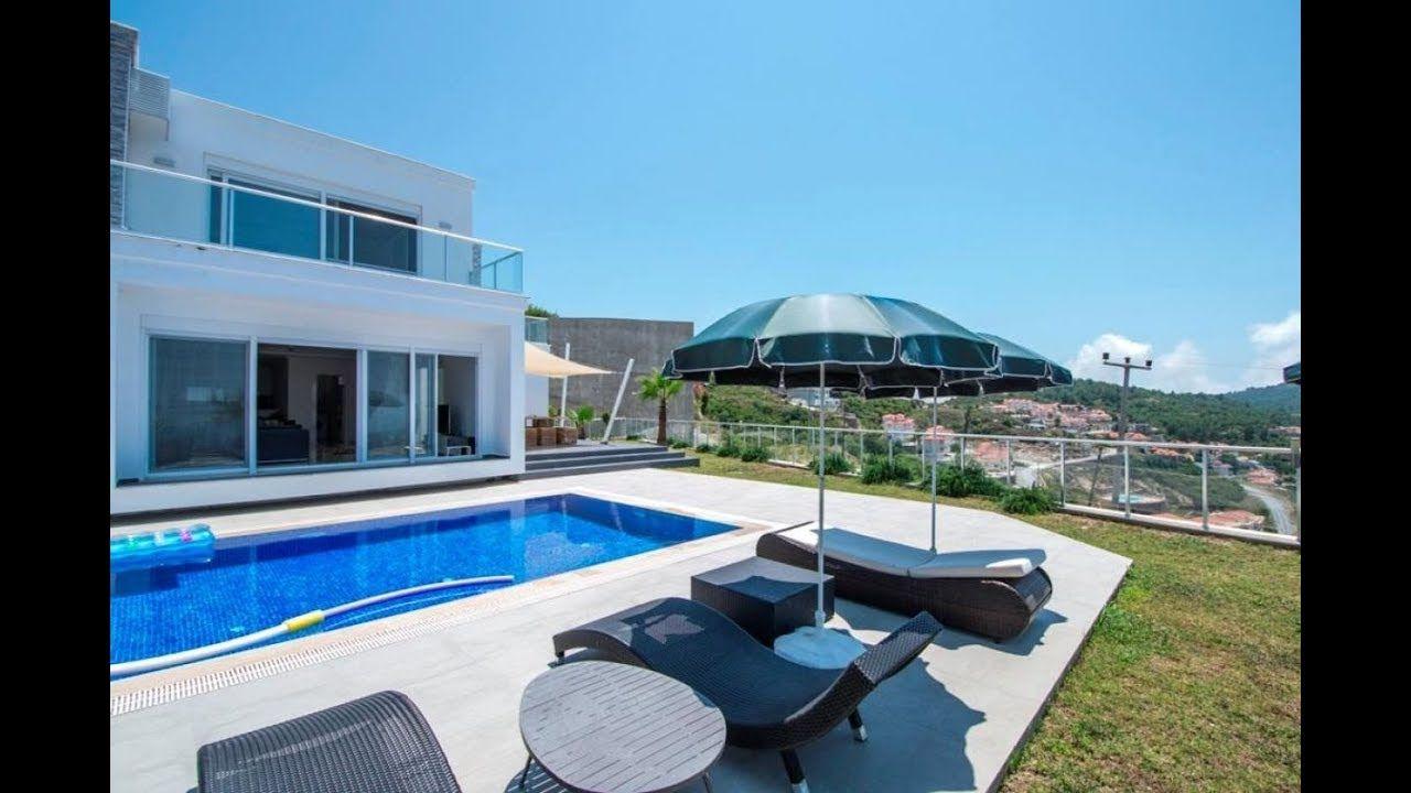 Private Villa zu Verkaufen in Alanya Kargıcak bei