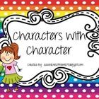 This fun character trait activity can be used whole group or small group.  Students read 5 different short stories about different characters.  Eac...