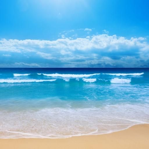 For All Those Who Love The Sea Beach Waves HD