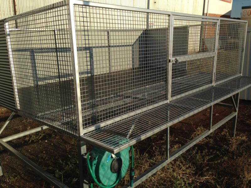 Dog And Cat Kennels Custom Made Cages Pet Products Gumtree