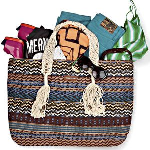 Get an awesome spring break swag bag from Lulu's that includes tons of clothes, shoes, and accessories! Type in the Freebie Phrase of the Day, found in the April issue of Seventeen.