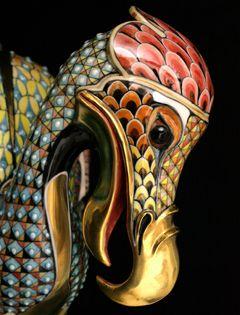 Dodo 3 - David Burnham Smith - Master Ceramic Artist