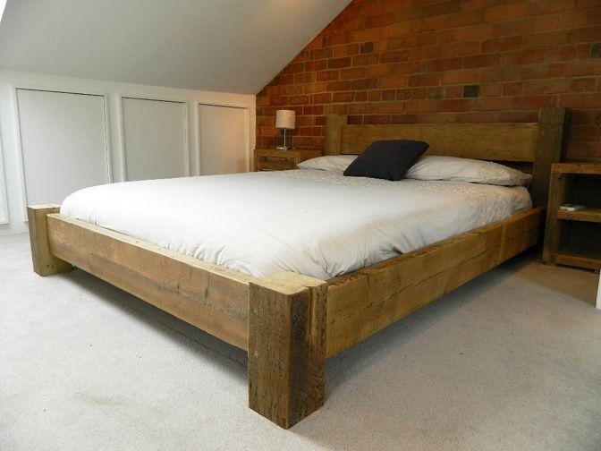 Hudson Loft Bed In 2020 Bed Bed Design Solid Wood Bed Frame