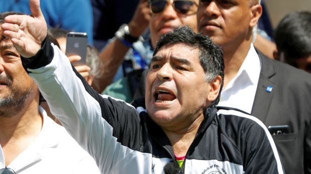 VIDEO: Se filtró audio de Maradona criticando a la Argentina de Messi