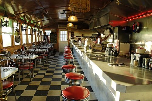 Are You A Diner Serving Dinner Diners Cafes And Soda