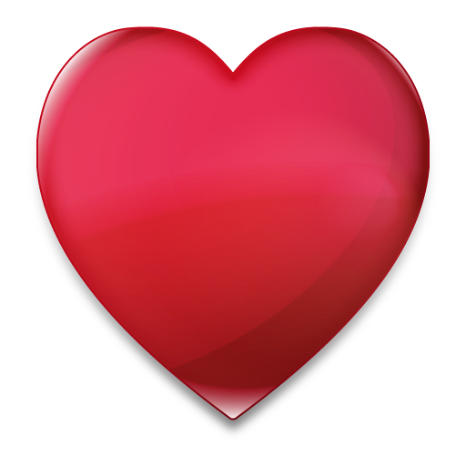 Red Heart Png Image Heart Icons Red Heart Free Icons