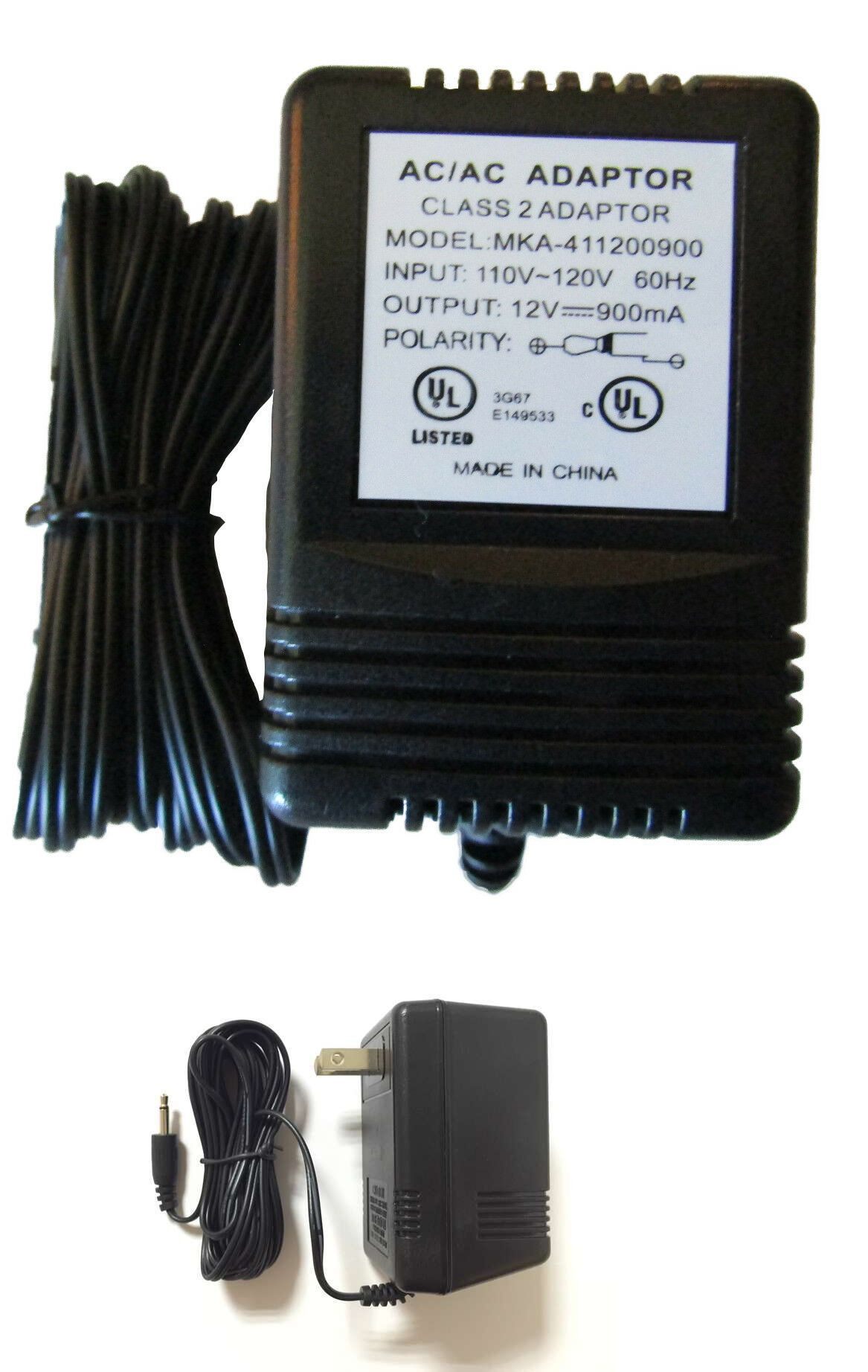 Power Cord for Toastmaster Smokeless Electric Broiler Rotisserie Model 5253 5256