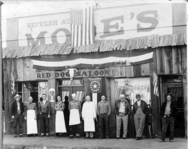 Moe S Red Dog In Dinuba Dinuba California History Ca History
