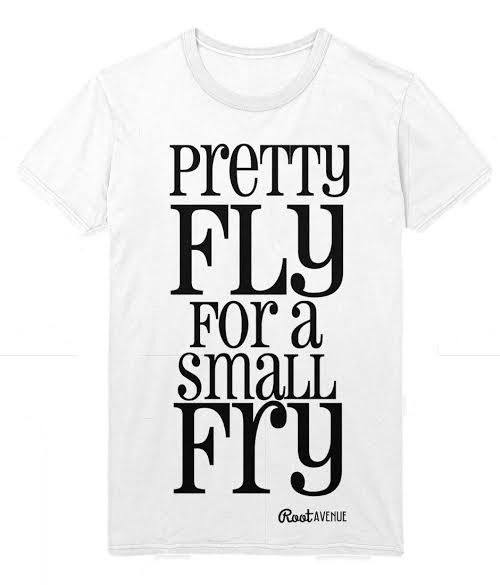 26a1d0d56 Pretty Fly For A Small Fry™ T-Shirt | Kids Fashion Envy | T shirt ...